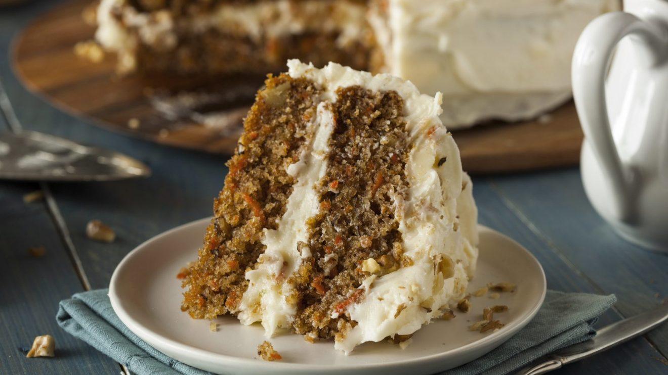 tort cu crema de nuci