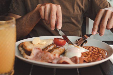 mic dejun englezesc