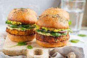 burger vegan