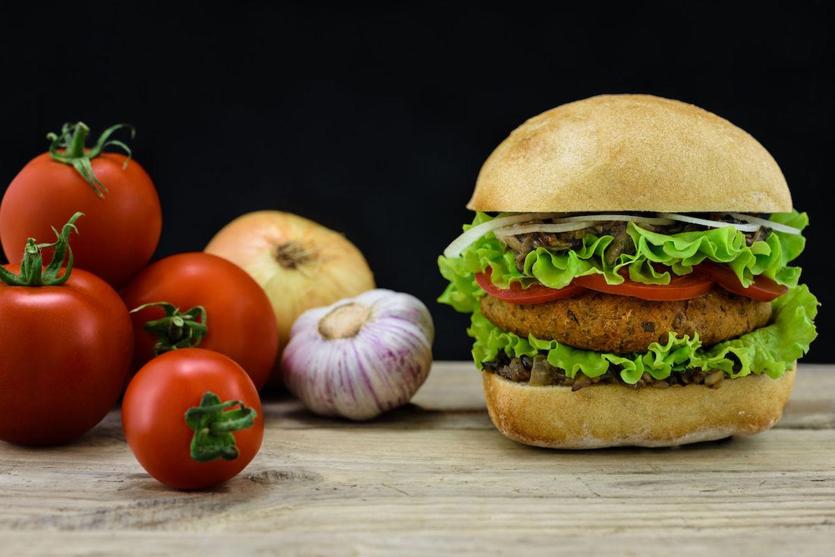 burgeri falafel