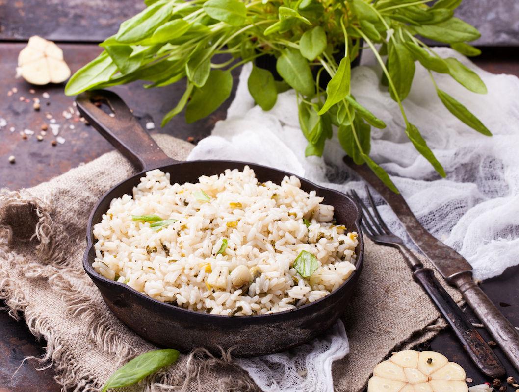 orez cu spanac-1