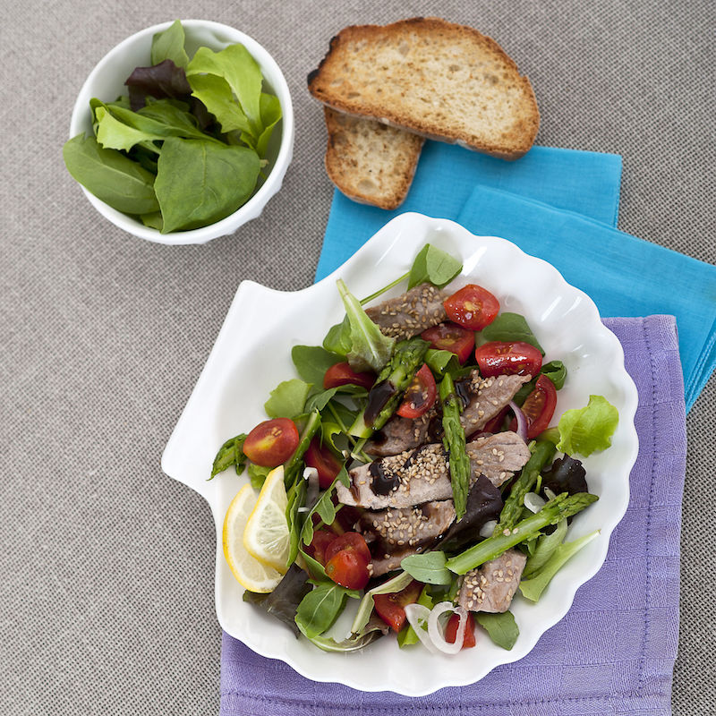 salata cu ton si sparanghel-2