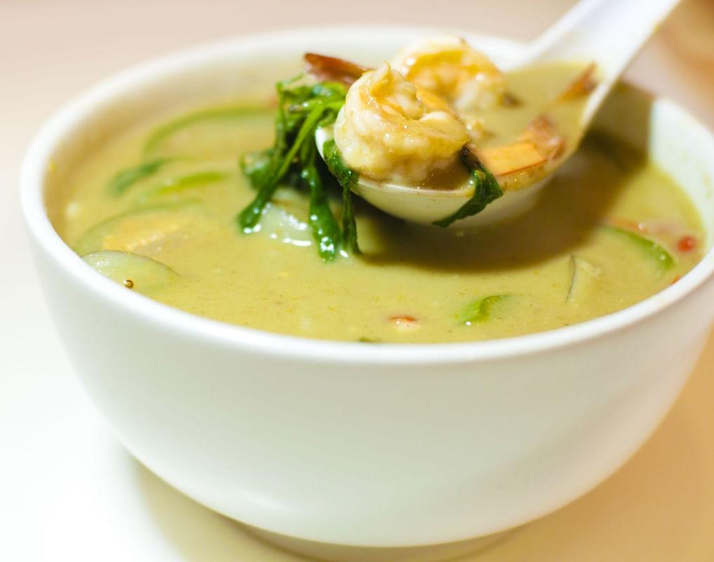 supa picanta de creveti