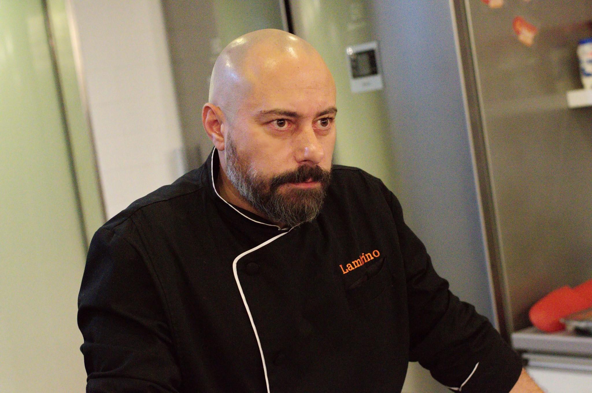 Chef Liviu Lambrino