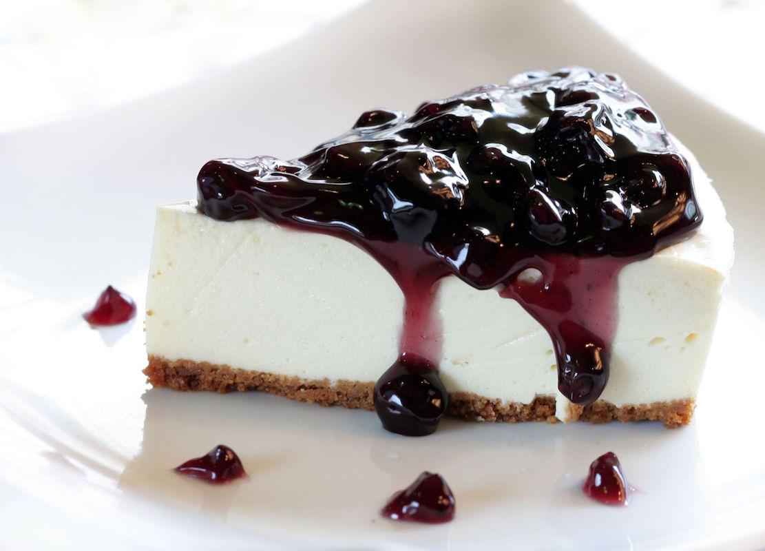 cheesecake cu ghimbir