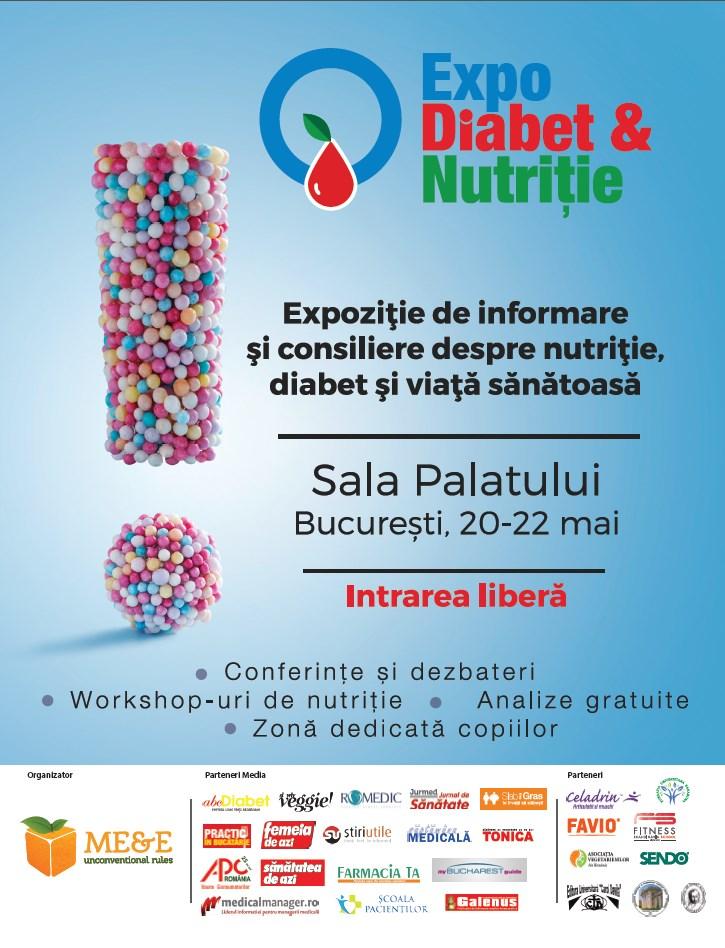 expo diabet & nutritie