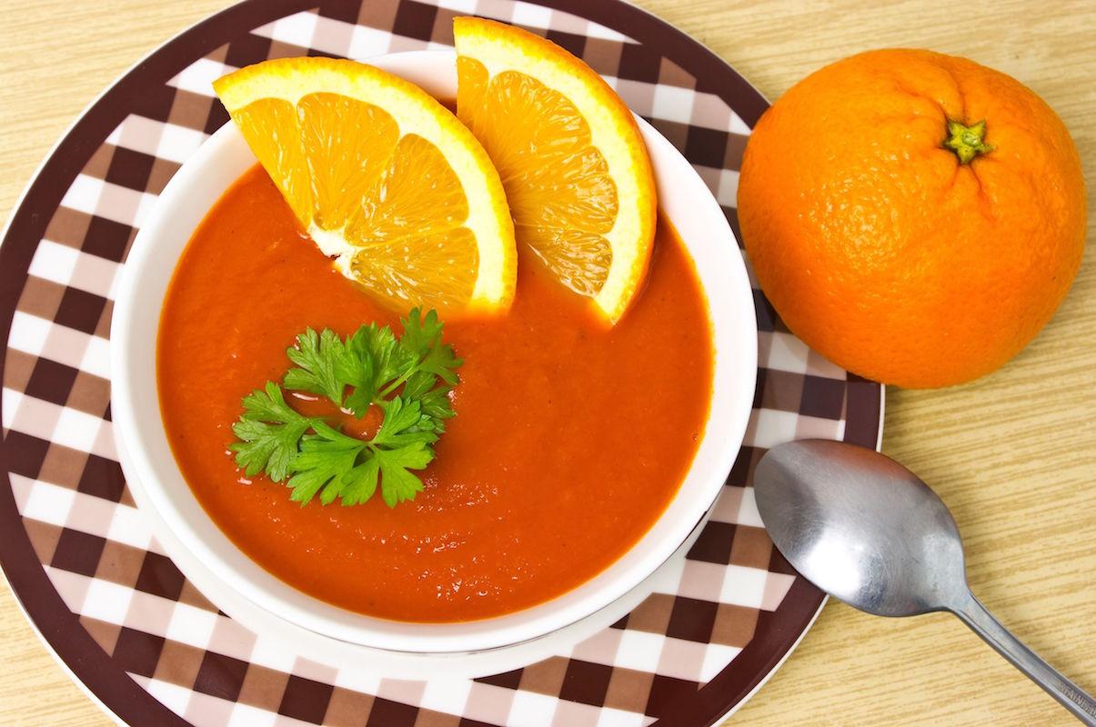 supa de citrice