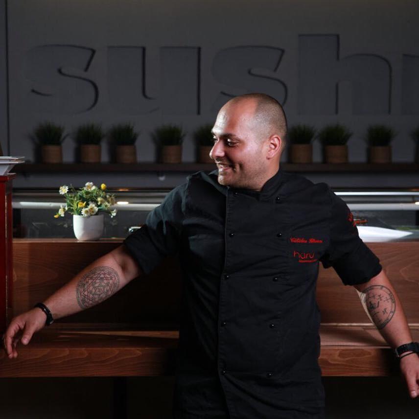 Chef Catalin Petrescu