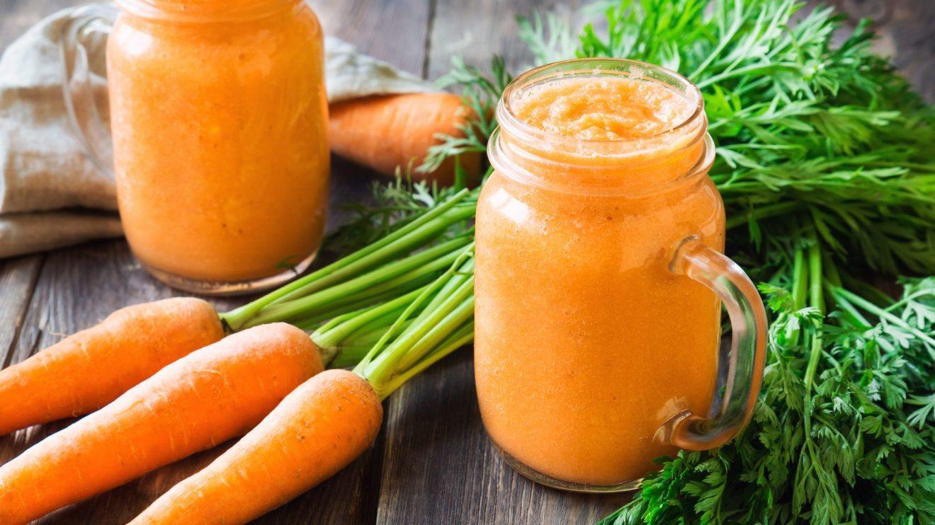 smoothie morcovi