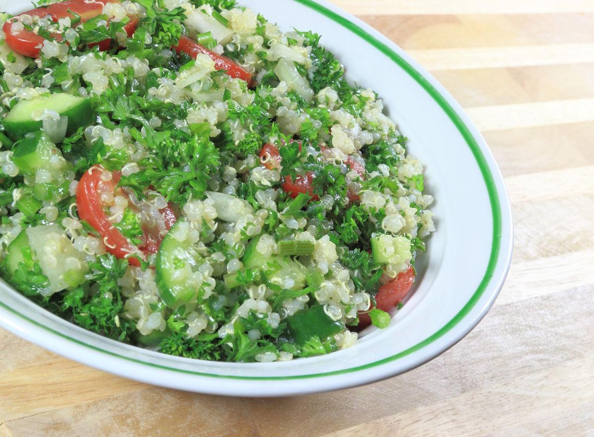 tabbouleh cu quinoa