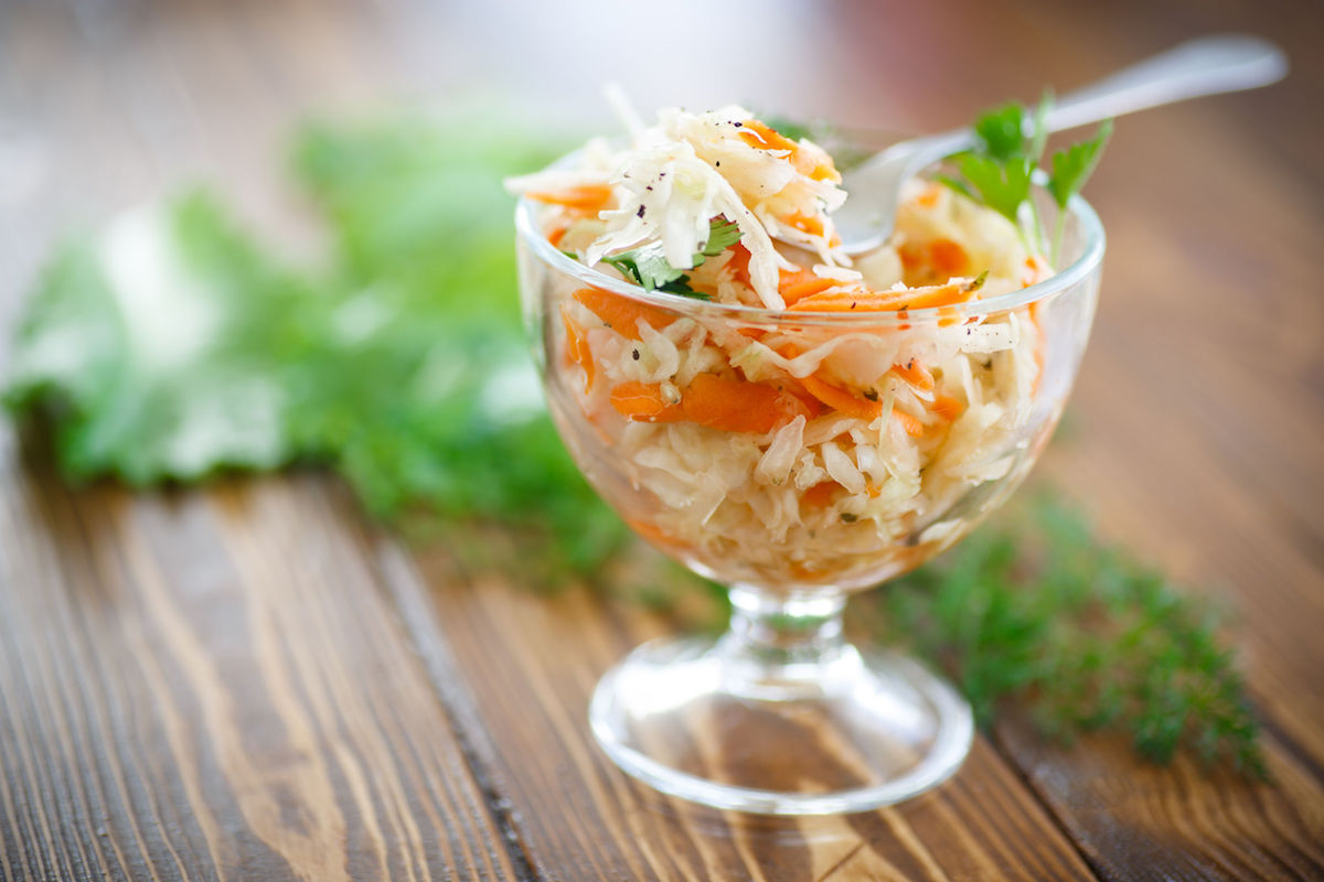 coleslaw de toamna