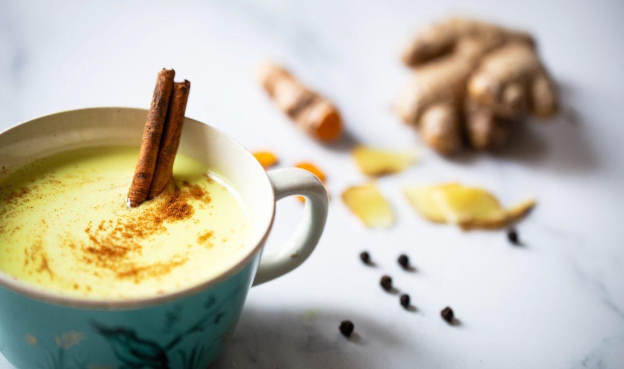 lapte turmeric