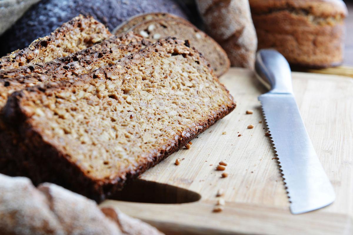 paine cu quinoa