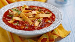 supa mexicana de pui