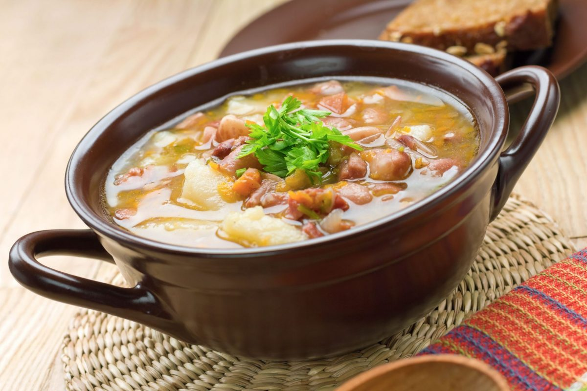 supa de ceapă in stil persan