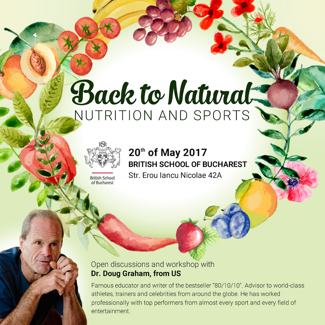Back to Natural. Nutrition and Sports (2)