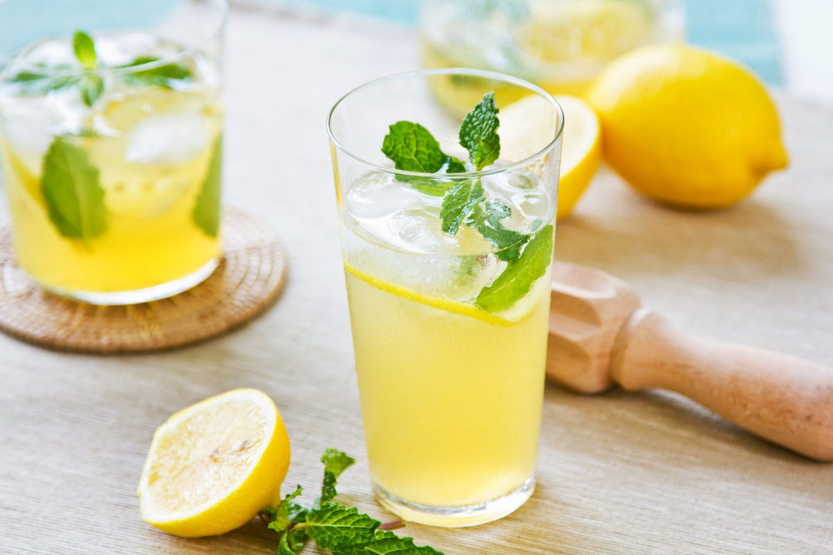 limonada de casa
