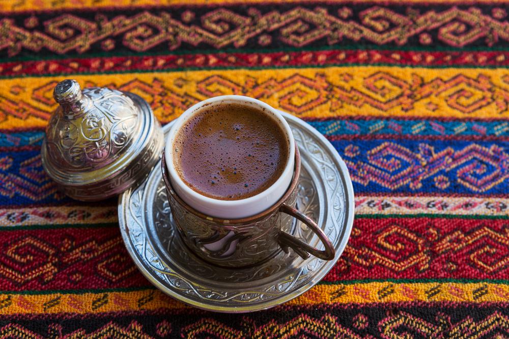 ecuisine cafea turceasca