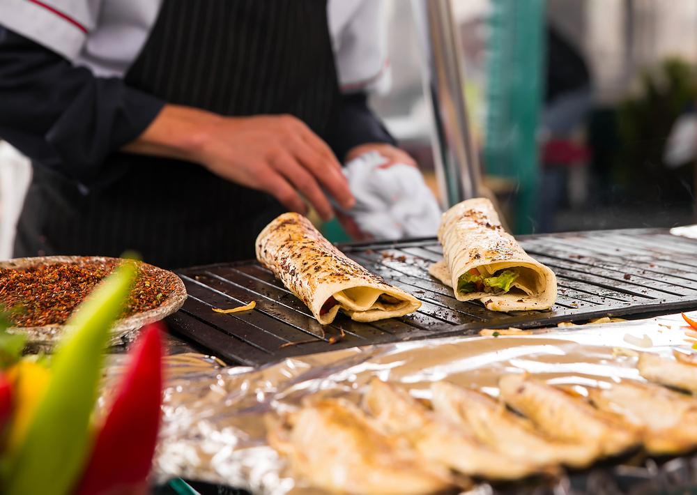 ecuisine street food