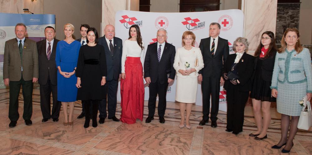 Banca de Alimente_Crucea Roșie