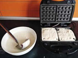 coca waffles
