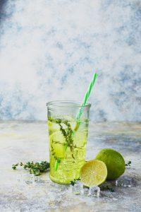 limonada cu cimbru