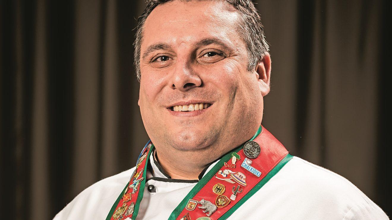 chef Bogdan Cordureanu