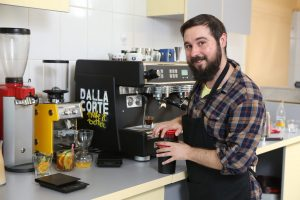 interviu cafea laurentiu stefan