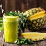 Smoothie cu ananas