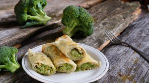 clatite cu broccoli